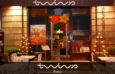 Twin's Baixa Bar